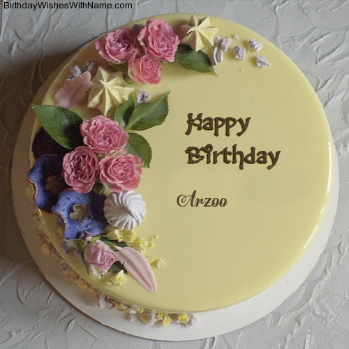 happy birthday arzoo