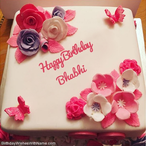 Bhabhi Happy Birthday Wishes For