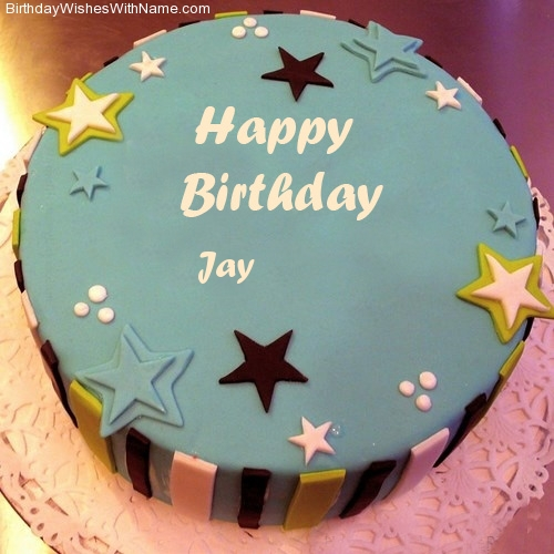 Jay Happy Birthday Wishes For