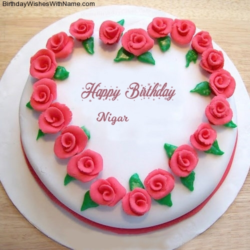 Nigar Happy Birthday Wishes For