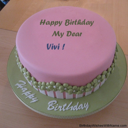 VIVI ! Happy Birthday,  Birthday Wishes For VIVI !