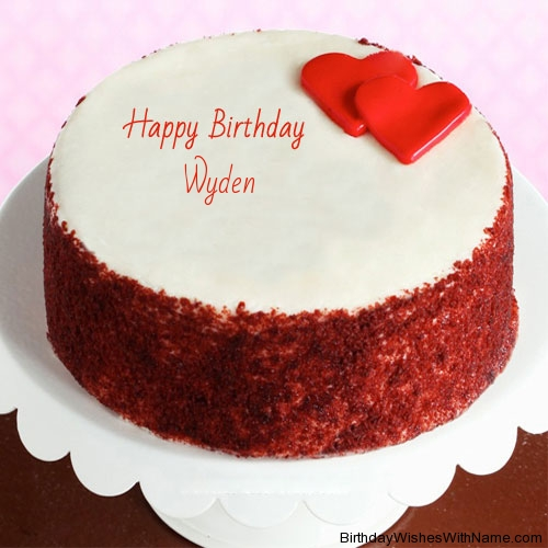 Wyden Happy Birthday,  Birthday Wishes For Wyden