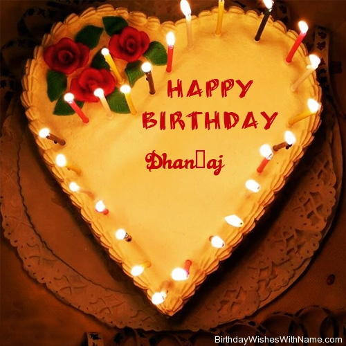 Dhanŕaj Happy Birthday,  Birthday Wishes For Dhanŕaj