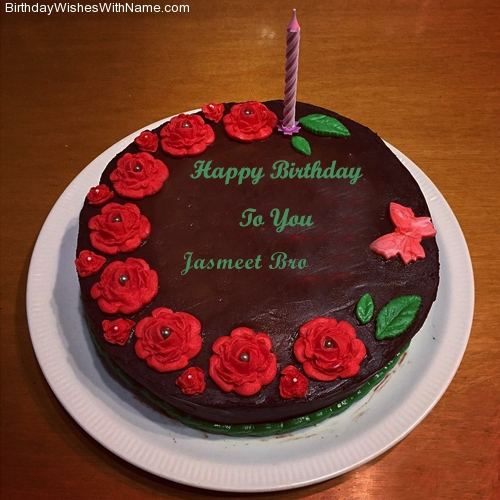 Jasmeet Bro Happy Birthday,  Birthday Wishes For Jasmeet Bro