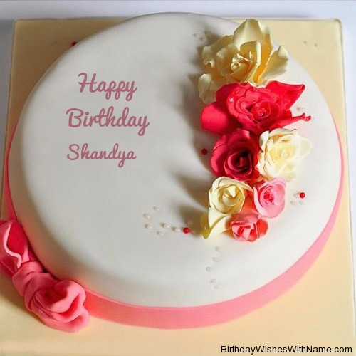 Shandya Happy Birthday,  Birthday Wishes For Shandya