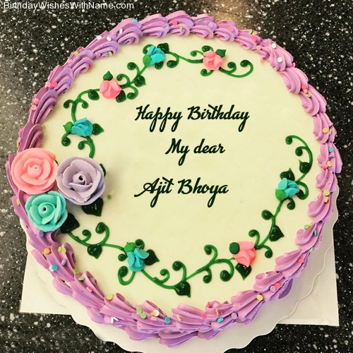Ajit Bhoya Happy Birthday,  Birthday Wishes For Ajit Bhoya