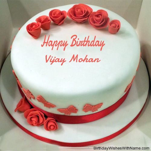 Vijay Mohan Happy Birthday,  Birthday Wishes For Vijay Mohan
