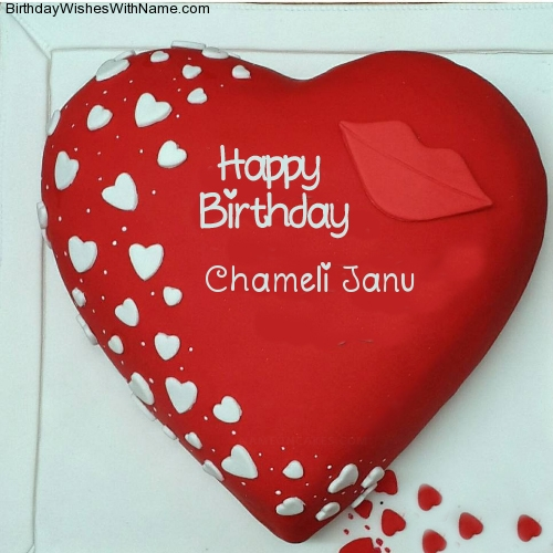 Chameli Janu Happy Birthday,  Birthday Wishes For Chameli Janu