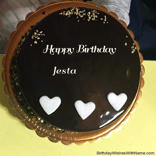Happy Birthday Jesta