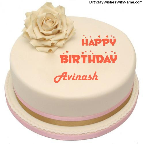 Happy Birthday Avinash