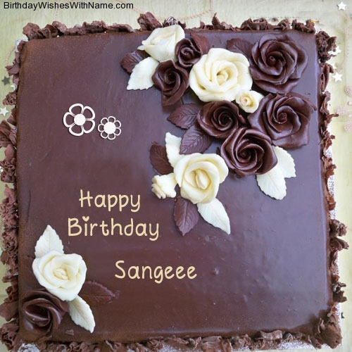 Sangeee Happy Birthday,  Birthday Wishes For Sangeee