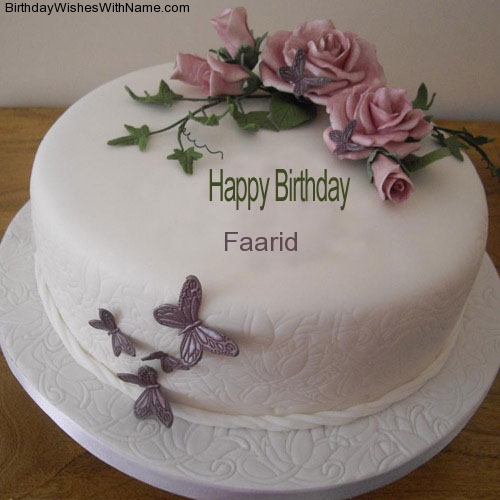 FAARID Happy Birthday,  Birthday Wishes For FAARID