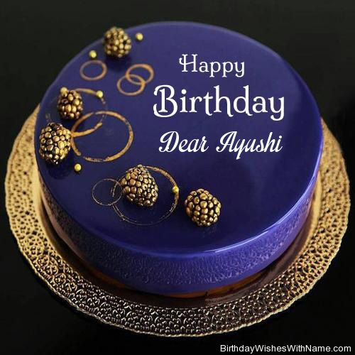 Happy Birthday DEAR AYUSHI