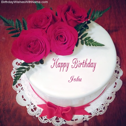 Happy Birthday Ishu