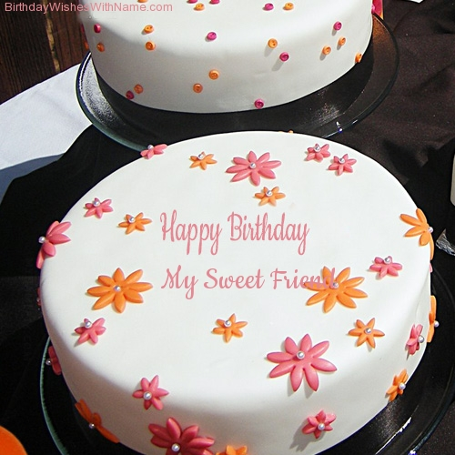 Happy Birthday My Sweet Friend