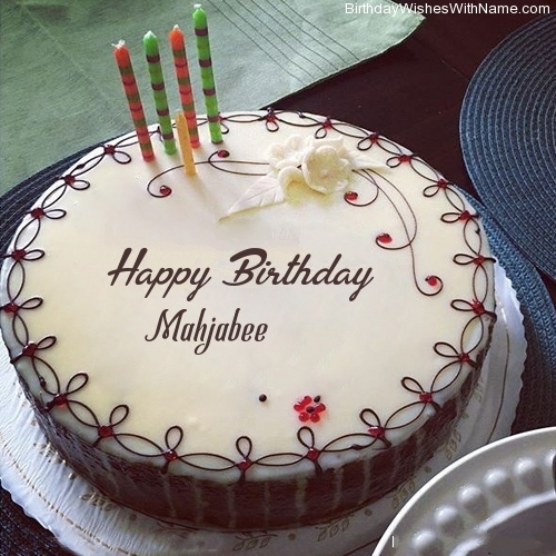 Happy Birthday Mahjabee