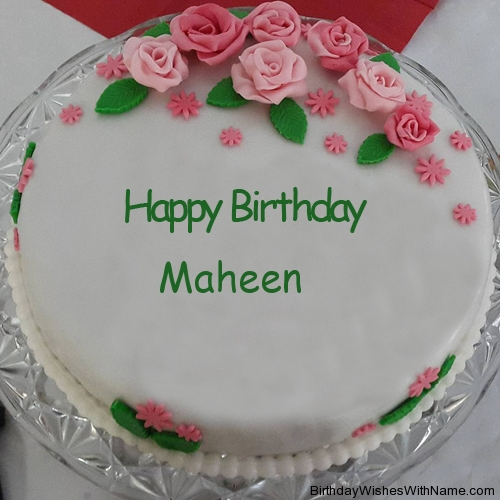 Happy Birthday MAHEEN