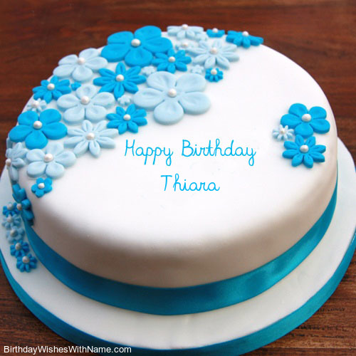 Happy Birthday Thiara