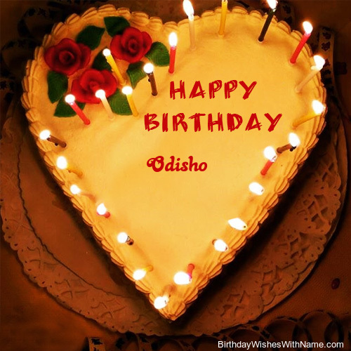 Happy Birthday Odisho