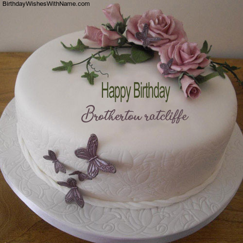 Happy Birthday Brotherton-ratcliffe