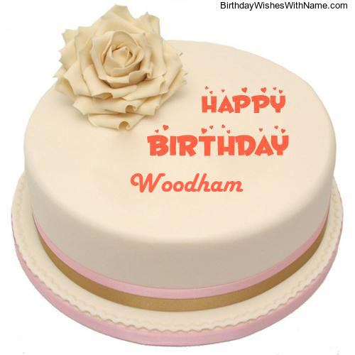 Happy Birthday Woodham