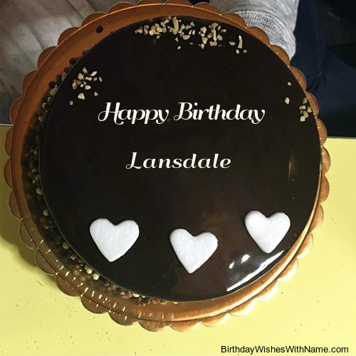 Happy Birthday Lansdale