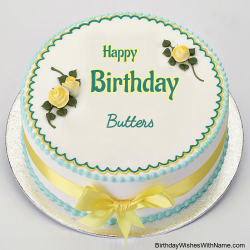 Happy Birthday Butters