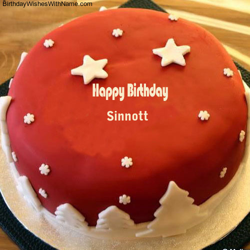 Happy Birthday Sinnott