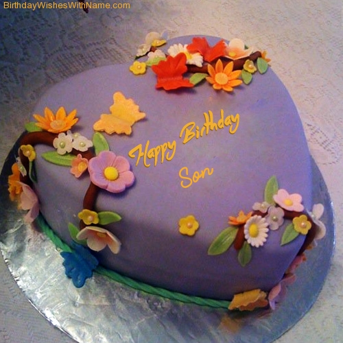 Son Happy Birthday Wishes For