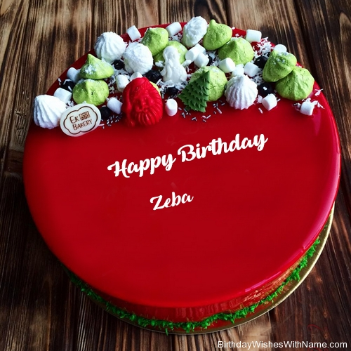 Zeba Happy Birthday Wishes For