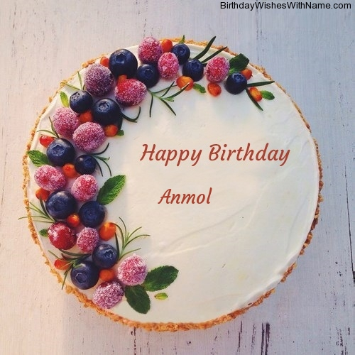 Anmol Happy Birthday Wishes For