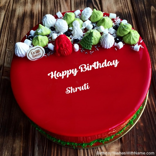 Shruti Happy Birthday Birthday Wishes For Shruti