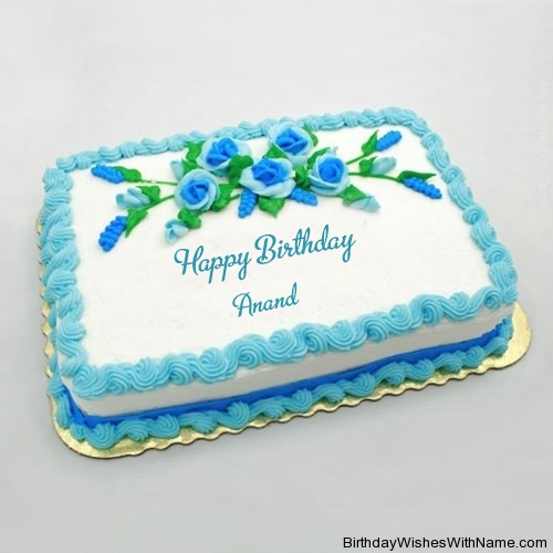 Personalized Happy Birthday Cake Images