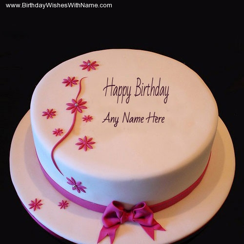Special Birthday Cake For Lover